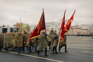 В Самаре прошел Парад Памяти: ФОТО Его посетили представители 13 делегаций иностранных государств.