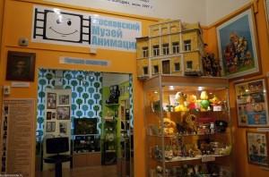 Ее представит Московский музей анимации, в котором собрано свыше 5 тысяч экспонатов, касающихся мультипликации.