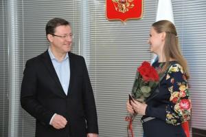 Дмитрий Азаров проверил работу многофункционального миграционного центра в Самаре.