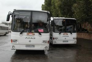 Сегодня в утренние часы «пик» руководством профильного департамента была организована повторная проверка работы автобусов №№ 51, 50 и 1.