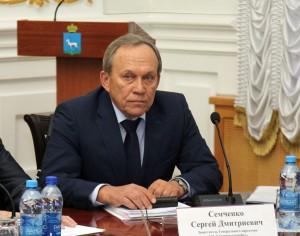 Председателем самарской городской Общественной палаты избран Сергей Семченко