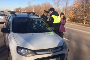 Среди автолюбителей оказались должники по налогам и штрафам ГИБДД.