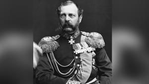 России передали окровавленную рубашку убитого императора Александра II