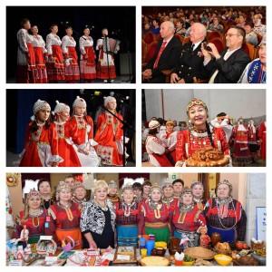 В Самаре проходит XXI областной чувашский фольклорный фестиваль «Кер сари»