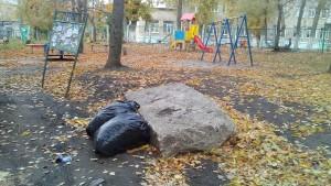 Власти Самары списали проблемы с мусором на времена года