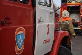 На ул. Шостаковича в Самаре горела электроплита Устанавливают причину пожара.