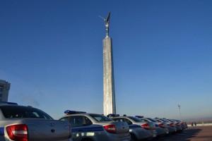 В подразделения регправления Росгвардии по Самарской области поступили 21 машины для патрулирования улиц