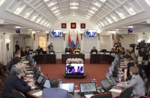 Утвержден бюджет Самары на 2019 год и плановый период 2020-2021 годов