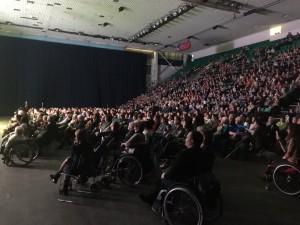 В Самаре провели мероприятие, приуроченное к Международному дню инвалидов