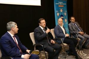 Сегодня в Самарской области есть все ресурсы для того, чтобы войти в число ведущих регионов страны, и сегодня одна из основных задач – выстроить эффективное взаимодействие между властью и бизнес-сообществом.