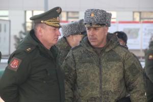 Об этом журналистам сказал командующий армией генерал-майор Рустам Мурадов.