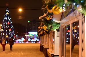 В местах для туристов на время праздников создали рождественскую атмосферу и подготовили различные мероприятия.