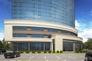 Для фасада кассационного суда в Самаре выбраны варианты