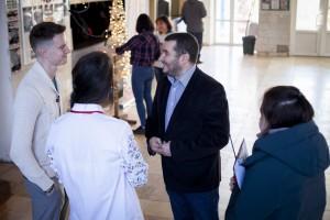 Дмитрий Кривов оценил работу Окружного семинара-лагеря студенческого самоуправления транспортных вузов Приволжского федерального округа.