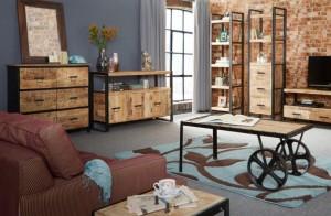Мебель в стиле лофт - предложения компании Пинскдрев
