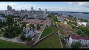 Самарский департамент градостроительства разрешил «Западу» распланировать 8,3 га в границах Волжского проспекта, ул. Маяковского, Полевой и Прибрежной.