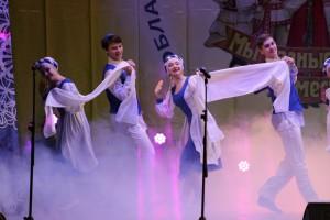 В Новокуйбышевске прошёл юбилейный фестиваль «Радуга Поволжья»