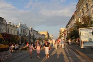 В предложении сделать улицу Куйбышева в Самаре пешеходной нашли признаки коррупции
