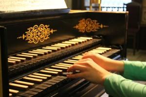 Самарцев приглашают на Рождественский вечер с клавикордом