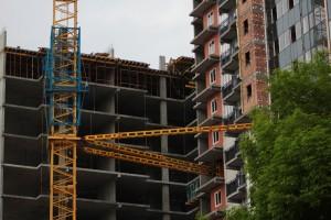 За одиннадцать месяцев в Самарской области было введено в эксплуатацию 1321,6 тыс. кв.м. общей площади жилых домов