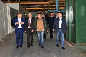 ПАО «Кузнецов» подало заявку на участие в программе повышения производительности труда. В перспективе ООО «Самараавтожгут» может стать участником программы повышения производительности труда.