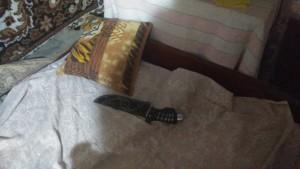 У жителя Самарской области нашли наркотики и оружие
