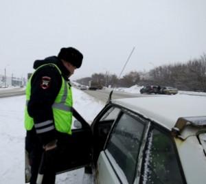 Сотрудники ДПС нашли у самарца-пассажира наркотики Ему грозит лишение свободы на срок до трех лет.