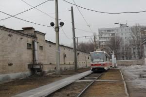 В Юнгородок скоро снова поедут трамваи по Заводскому шоссе Движение было прекращено летом 2018 года в связи с ремонтом.