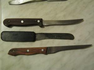 Жительница Сызрани напала на партнера с ножом