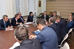 В СамГТУ обсудили планы по созданию в Самарской области научно-образовательного центра мирового уровня