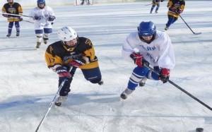 13 января в воскресенье в 16:00 на хоккейном катке