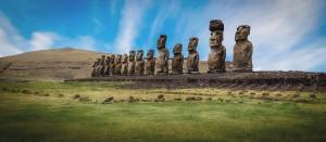 Оказалось, что поклонение древним предкам не основная цель, ради которой создавались каменные изваяния.