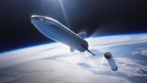 Собирать ракету начали в марте 2018 года. В этом году SpaceX планирует начать её тестирование.