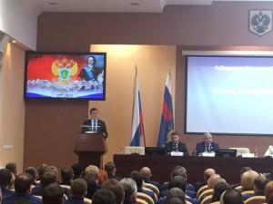Сотрудники Прокуратуры Самарской области отмечают профессиональный праздник Прокурорский корпус поздравил Губернатор Дмитрий Азаров.