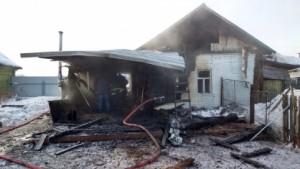 В Самарской области шестилетняя девочка погибла на пожаре Начата доследственная проверка по факту смерти ребенка.