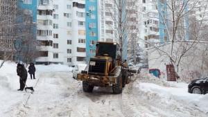 В горадминистрации под председательством Елены Лапушкиной состоялось еженедельное рабочее совещание, в ходе которого обсудили работу по ликвидации последствий снегопада.