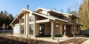 Дома из клееного бруса - Студия Клееного Бруса
