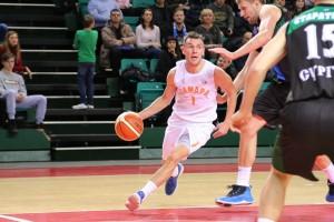 Баскетбольная «Самара» дома уступила «Университету-Югра»