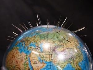 Ученые зафиксировали смещение магнитного полюса в сторону Сибири Это делает регион более склонным к катаклизмам.