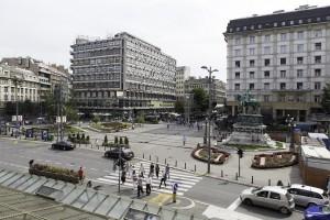 Об этом перед началом расширенных консультаций с российским лидером сообщил президент Сербии Александр Вучич.