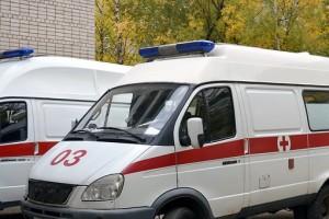Шесть человек пострадали в ДТП с маршруткой и автобусом в Тольятти Они ехали во встречном направлении.