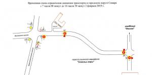 В связи с проведением лыжного марафона «Сокольи Горы» в Самаре будет временно ограничено движения транспорта