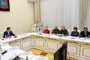 Сегодня губернатор Самарской области Дмитрий Азаров провел рабочее совещание по вопросам культуры.
