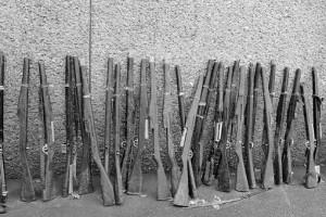 Ликвидирована подпольная мастерская по изготовлению оружия в частном домовладении Самарской области.