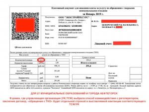 С 1 февраля жители Самарской области начнут получать платежные квитанции за услугу «Обращение с ТКО»