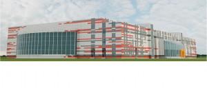 Началась организация строительной площадки для легкоатлетического манежа в Тольятти