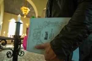 Музыка великого композитора прозвучит в исполнении артистов Центра музыкального искусства и культуры Сызрани и Самарской государственной филармонии.