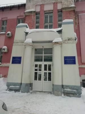Они осмотрели здание, на Неверова, 87 (бывший филиал института им. Плеханова). Обсуждают возможность использовать его, как учебный корпус филиал Волжского государственного университета водного транспорта.