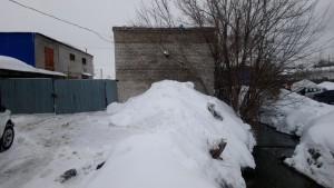 Из-за незаконных гаражей специалисты не могут обеспечить нормальное водоснабжение в районе ул.Луцкой в Самаре
