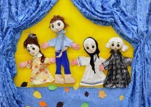 Увеличено финансирование поддержки детских театров России